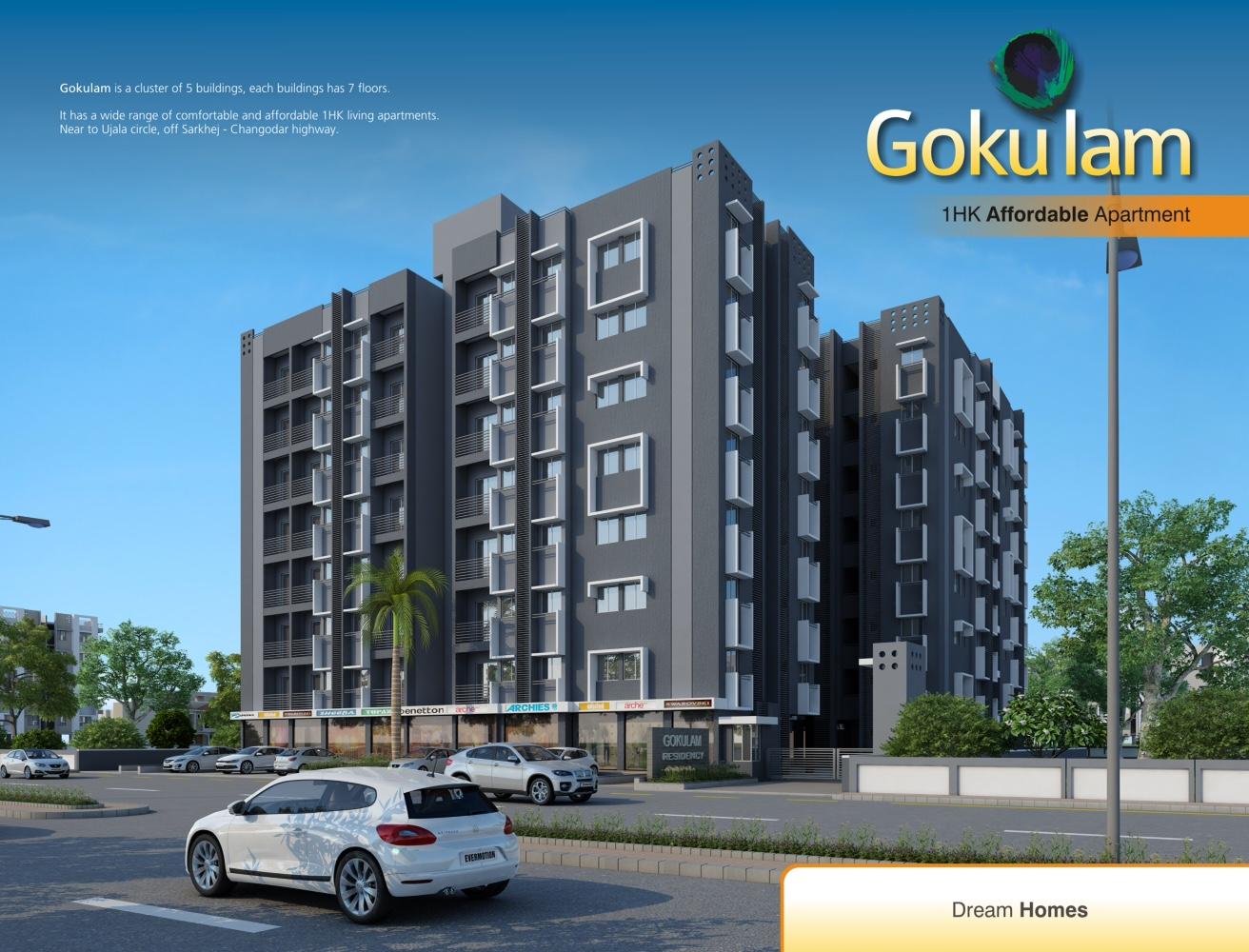 Signature Gokulam